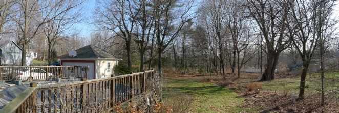 great equalizer your own backyard panorama upstate new york